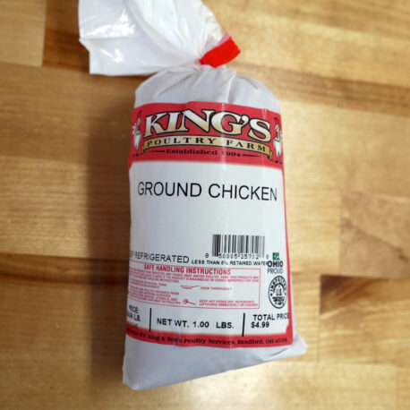 King's Ground Chicken